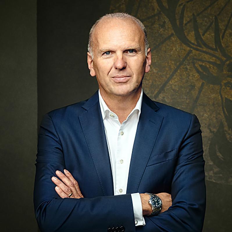 Martin Volke from Jägermeister SE