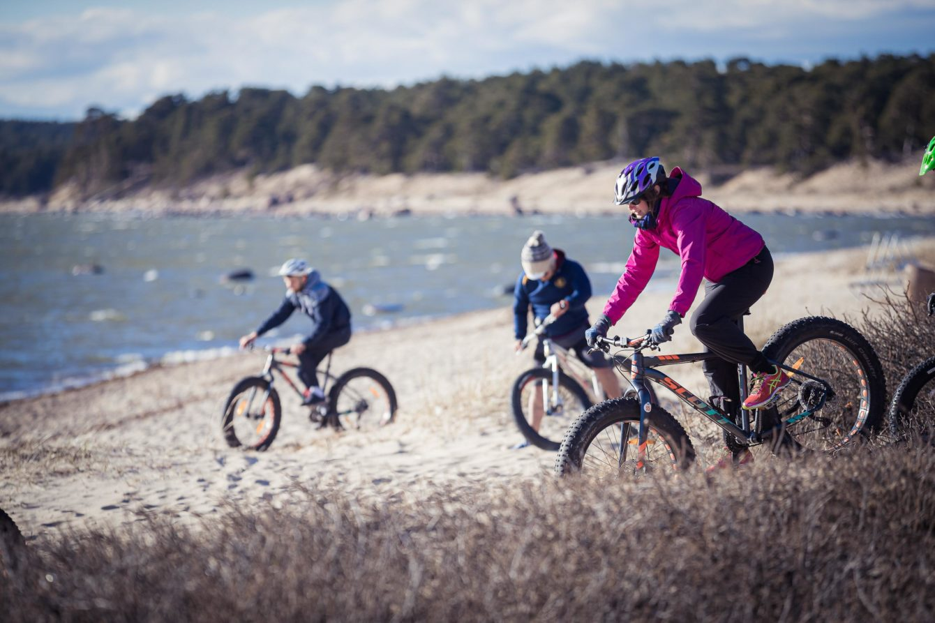 Fatbikes & Wunderers