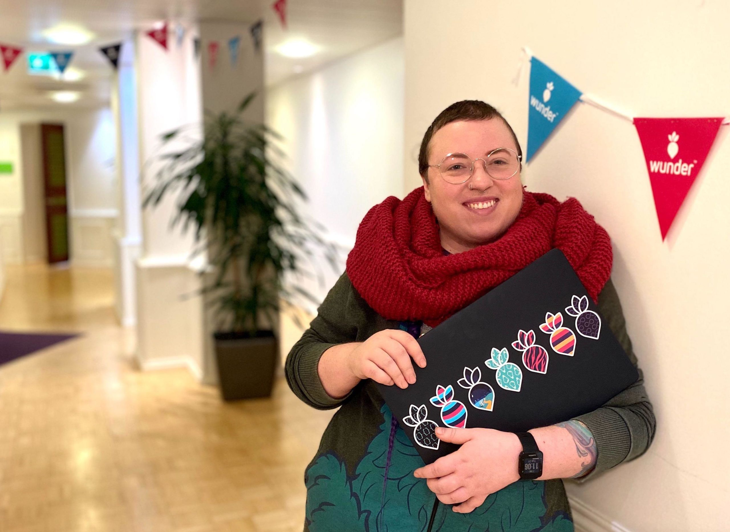 How caring about accessibility helped me land my first developer job