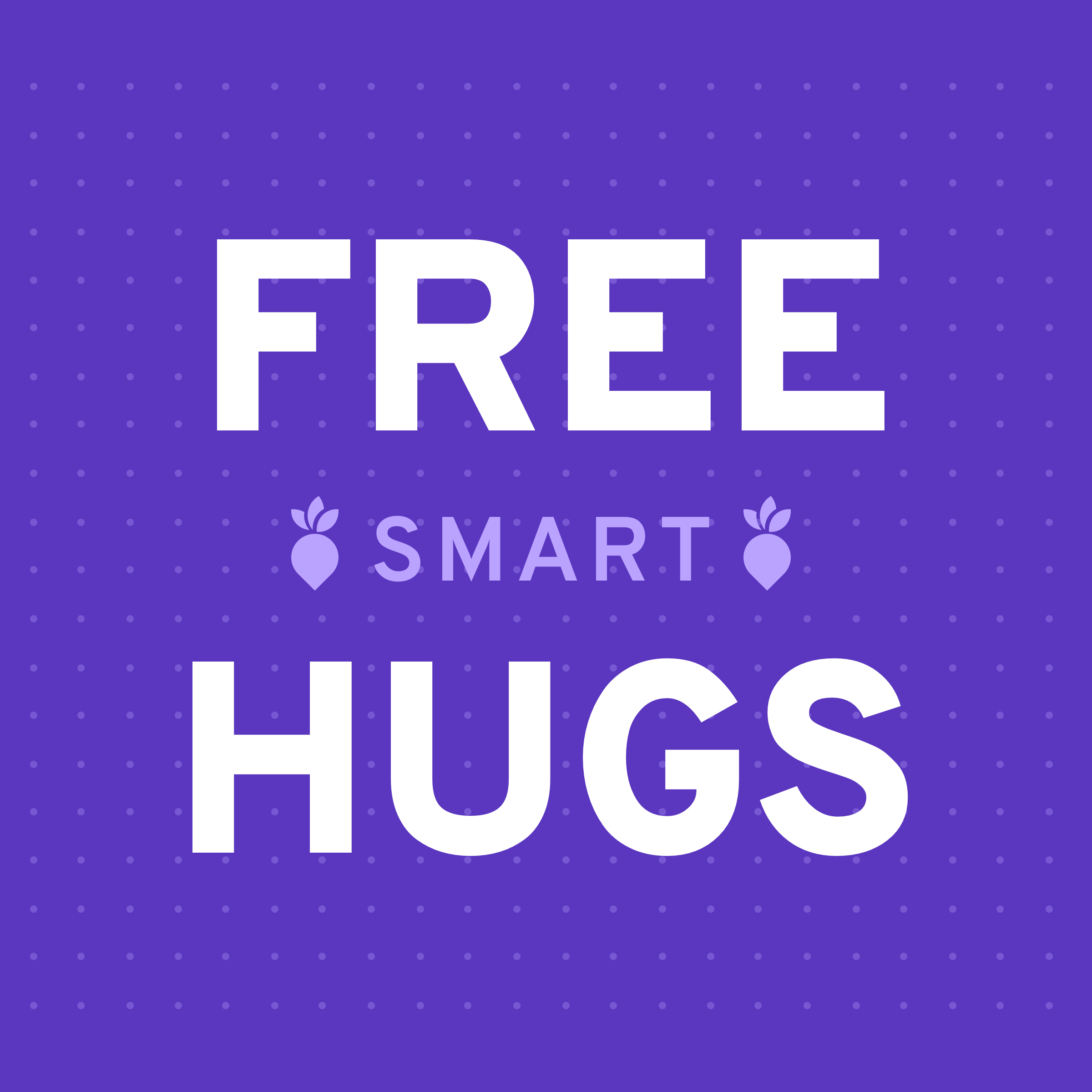 Free smart hugs by Wunder