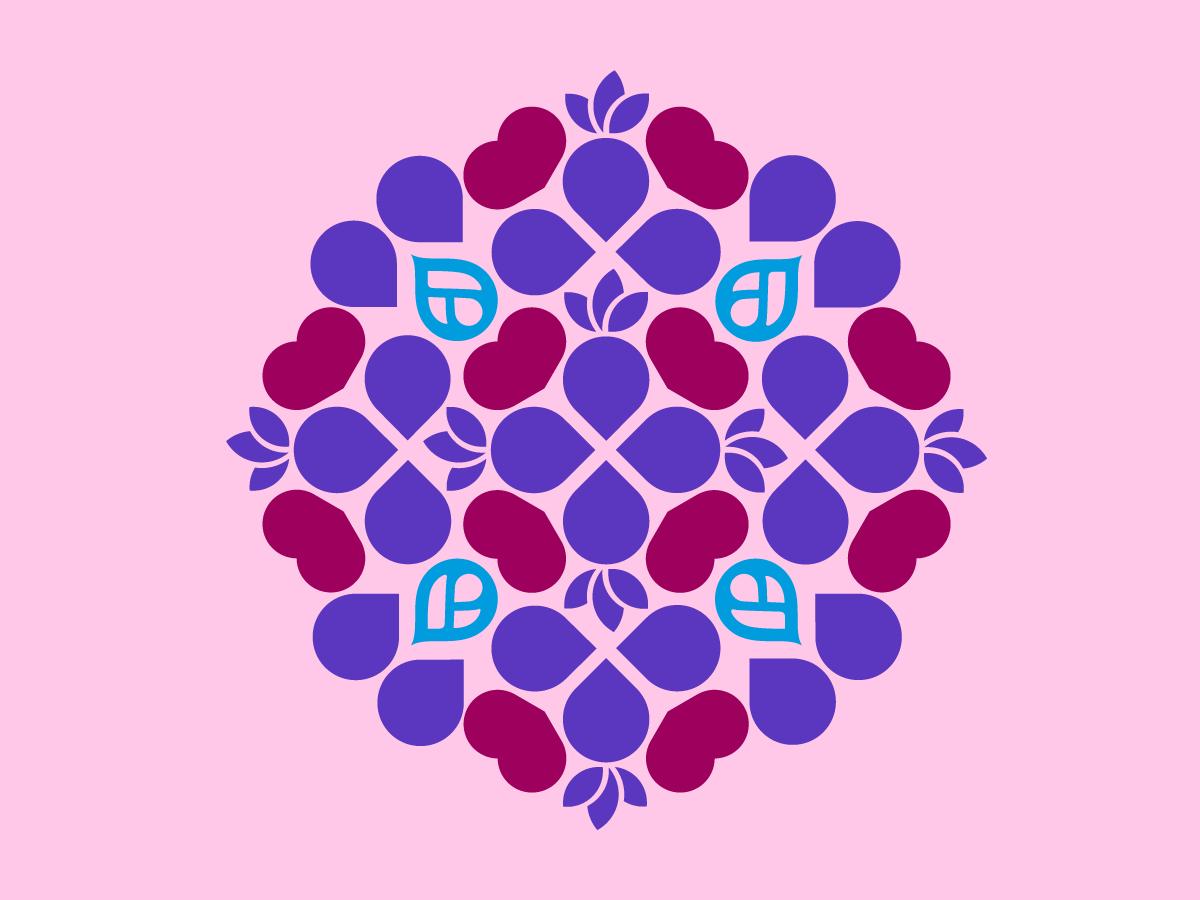 Wunder and Drupal mandala